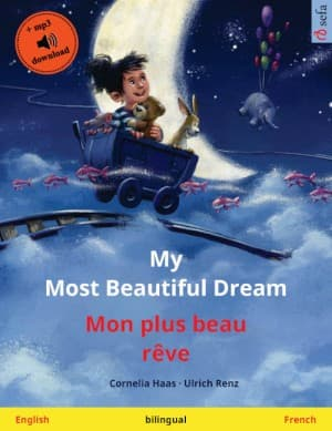 Book cover 'Beautiful dream'