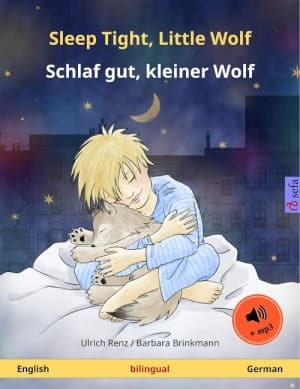 Book cover 'Little Wolf'